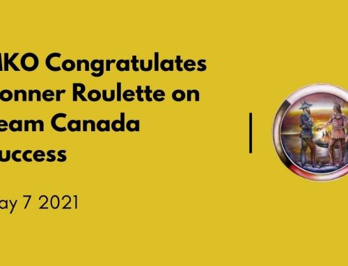 MKO Congratulates Conner Roulette on Team Canada Success