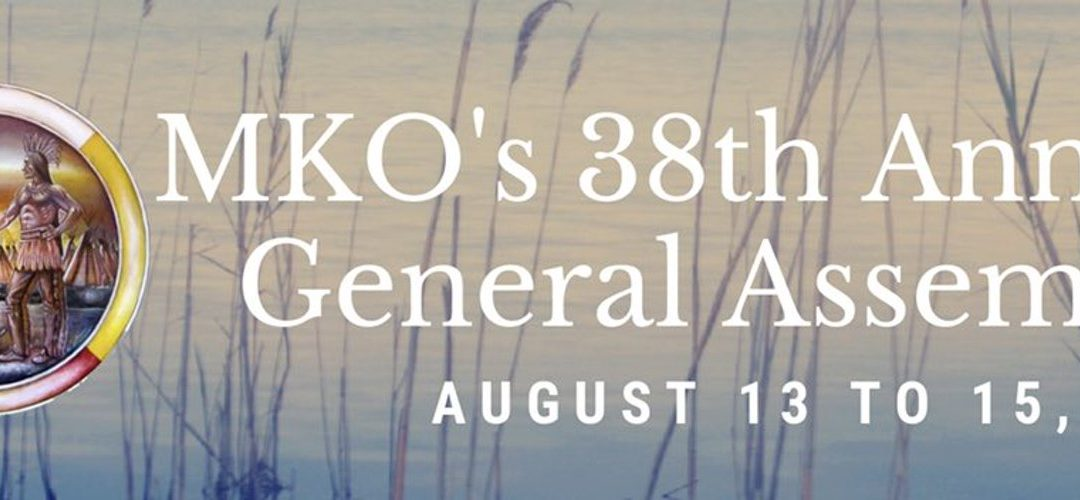 Restoring Inherent Jurisdiction: Advocating for Northern First Nations at MKO's 38th Annual General Assembly