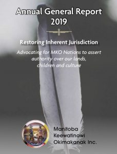 Cover of the MKO annual report
