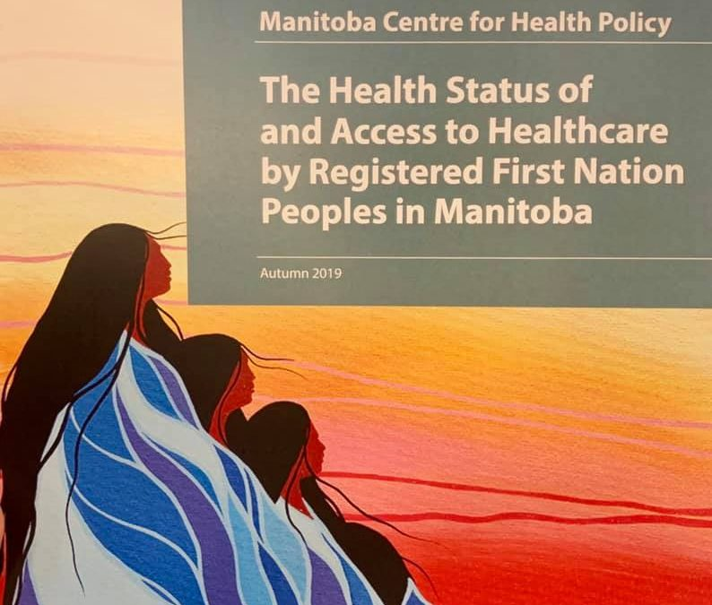 MKO Statement on The Health Status of and Access to Healthcare by Registered First Nations Peoples in Manitoba