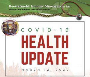 Covid-19 Health update