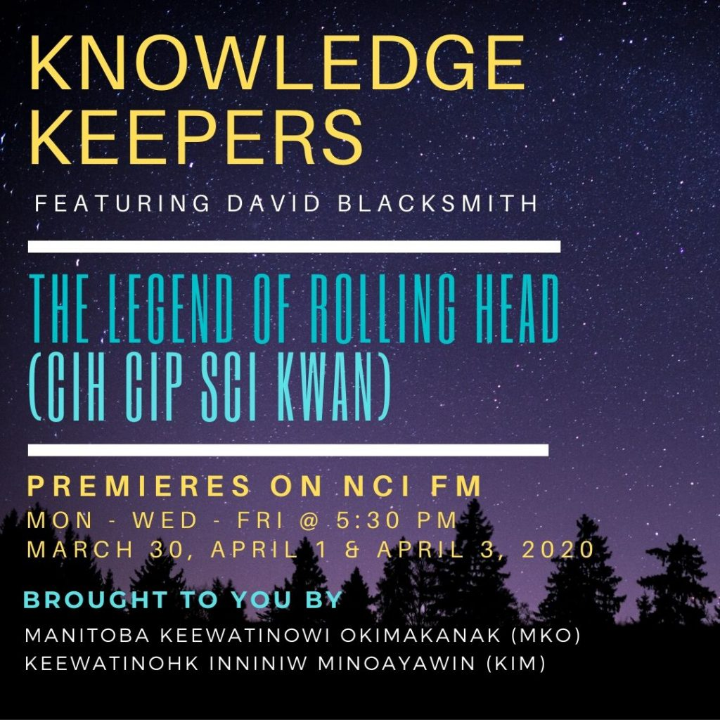Knowledge Keepers information