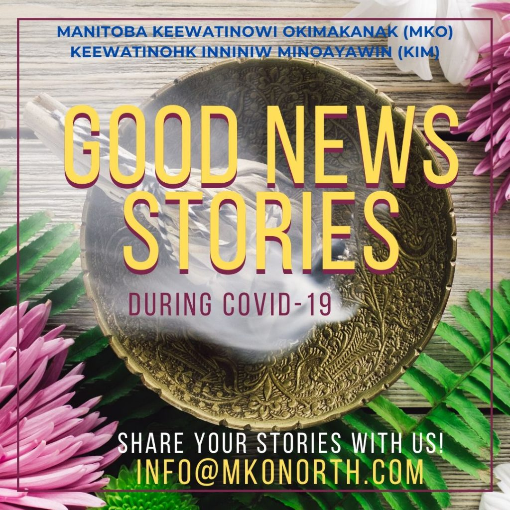 Good news stories