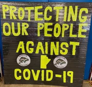 Protecting our people against COVID-19
