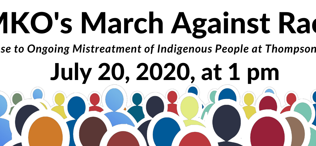 MKO's March Against Racism