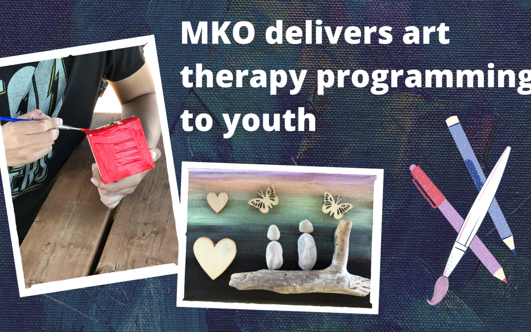 MKO delivers art therapy programming to youth