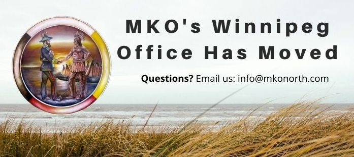 MKO's Winnipeg Office has Moved