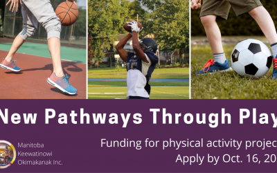 Funding for physical activity projects: Apply by Oct. 16, 2020