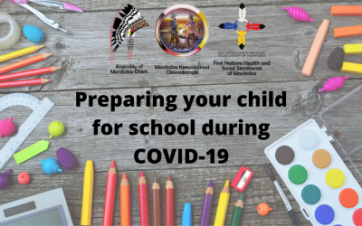 Preparing your child for school during COVID-19
