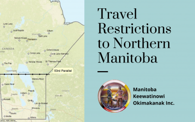 Travel Restrictions to Northern Manitoba