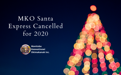 MKO Santa Express cancelled for 2020