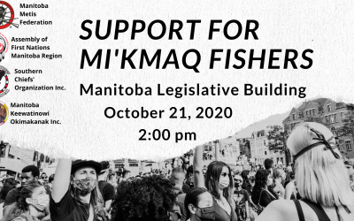 Support for the Mi'kmaq Fishers