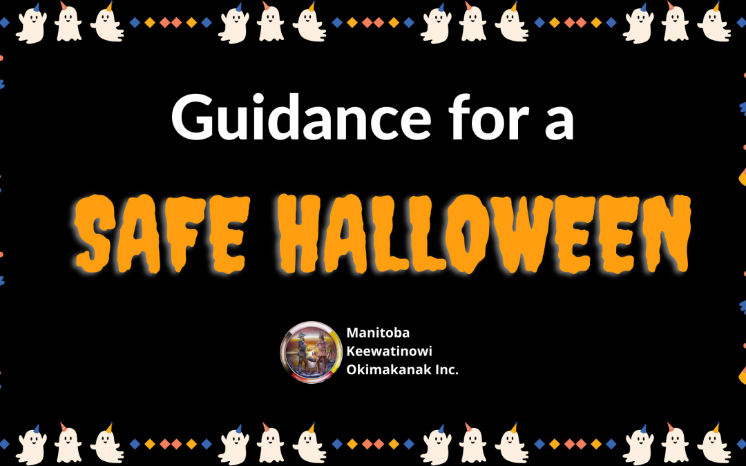 Guidance for a safe Halloween