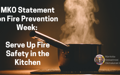 MKO Statement on Fire Prevention Week: Serve Up Fire Safety in the Kitchen