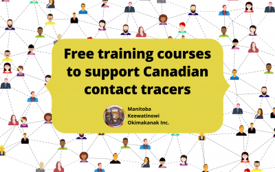 Free training courses to support Canadian contact tracers