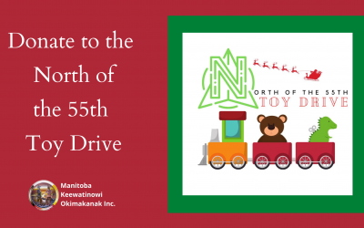 Donate to the North of the 55th Toy Drive
