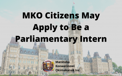 MKO Citizens May Apply to Be a Parliamentary Intern