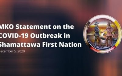 MKO Statement on the COVID-19 Outbreak in Shamattawa First Nation