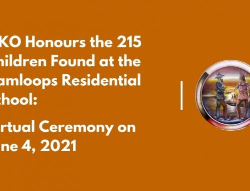 MKO Honours the 215 Children Found at the Kamloops Residential School: Virtual Ceremony on June 4, 2021