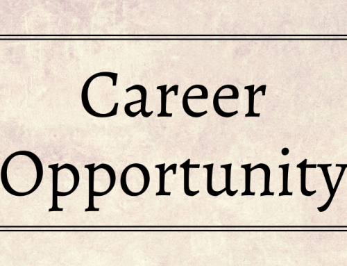 Career Opportunity: ISETS Program Administrator