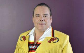 Grand Chief Garrison Settee