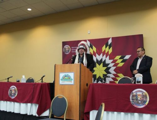 "It-To-Ta-Maso-Wak: MKO ""Doing it Our Way"" for Child Welfare in Northern First Nations"