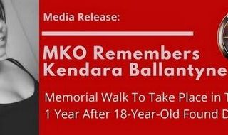 Kendara Ballantyne Memorial Walk