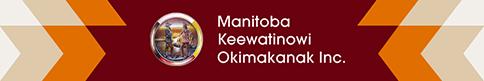 Manitoba Keewatinowi Okimakanak Logo
