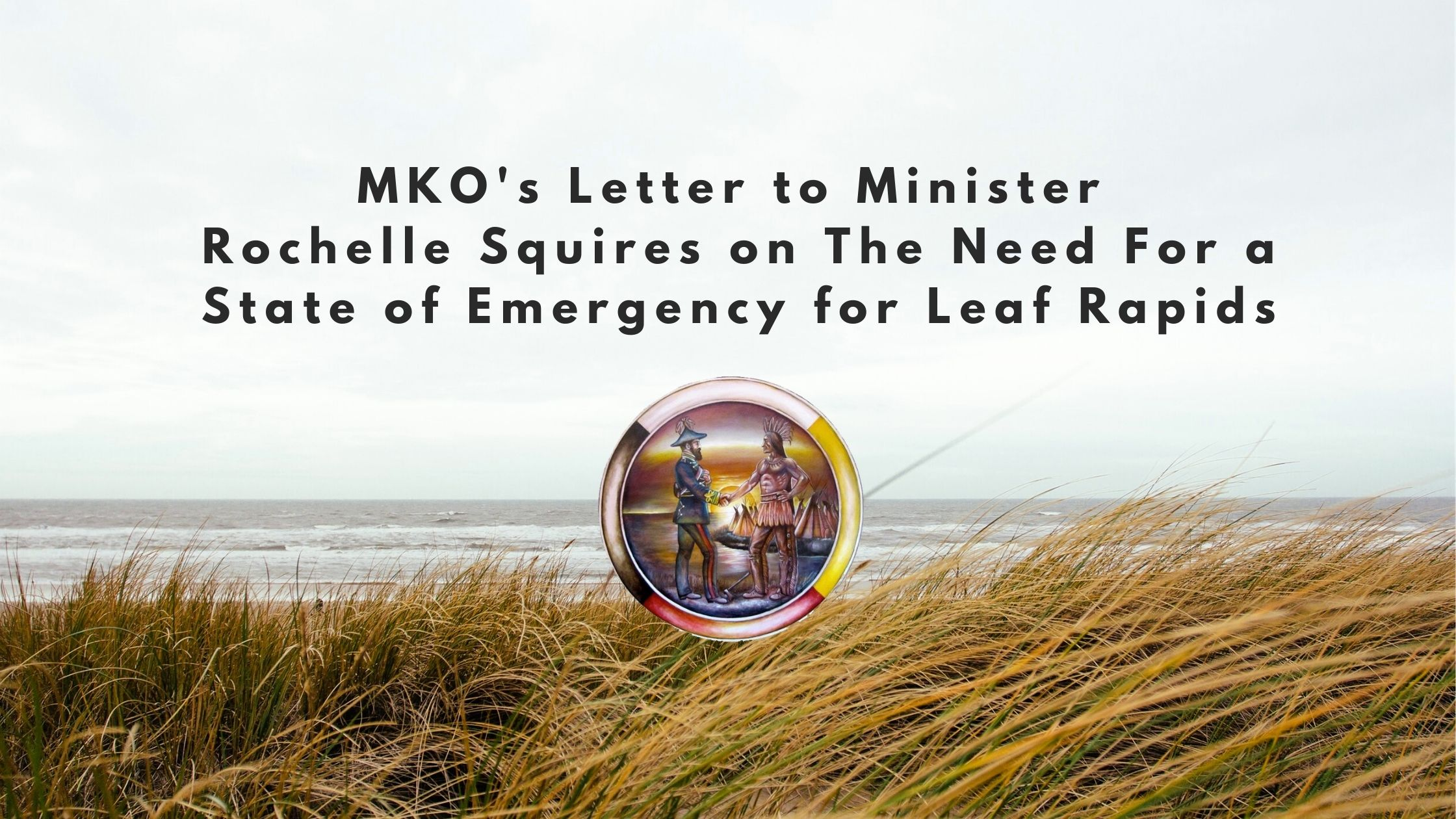 MKO's letter to Minister Squires