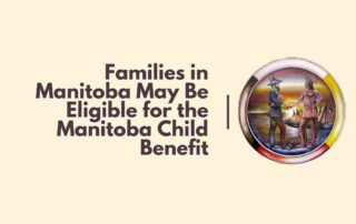 Manitoba Child Benefit