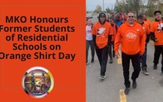 MKO Honours Former Students