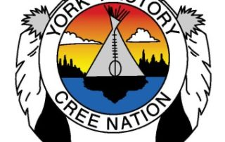 Flag for York Factory First Nation