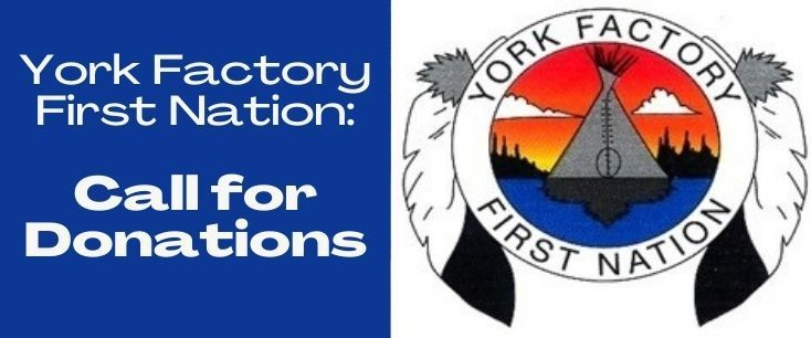 York Factory Call for Donations