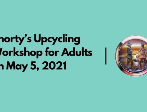 Shorty's Upcycling Workshop for Grownups on May 5, 2021