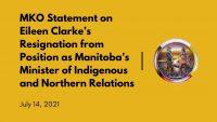 Eileen Clarke announcement