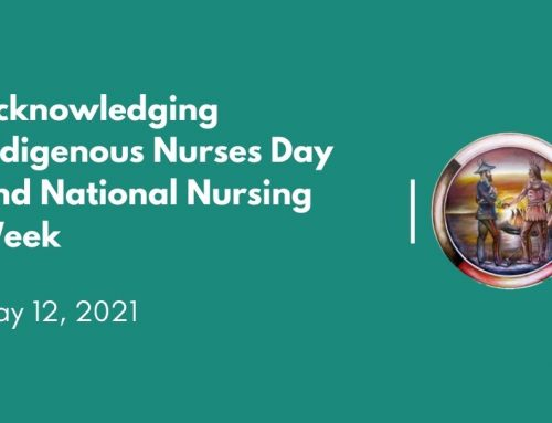 Acknowledging Indigenous Nurses Day and National Nursing Week