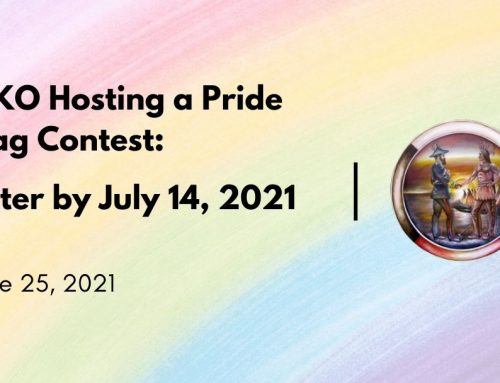 MKO Hosting a Pride Flag Contest: Enter by July 14, 2021