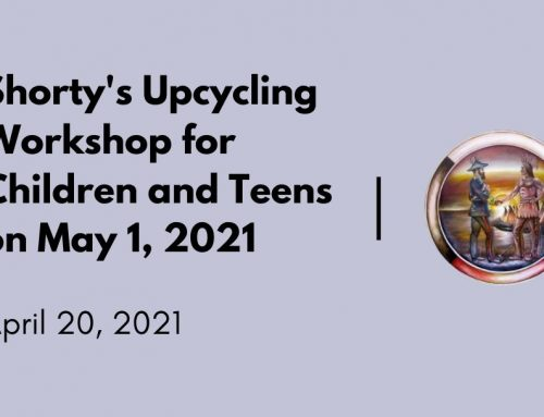 Shorty's Upcycling Workshop for Children and Teens on May 1, 2021