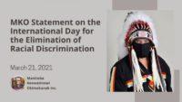 MKO statement on racism
